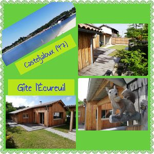 Photo for Gite the Squirrel Independent with enclosed garden Ideal Curiste