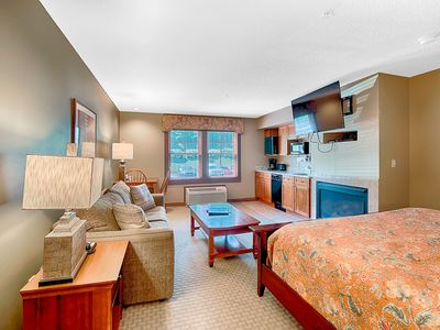 Photo for A210 - Studio Standard View Suite at Lakefront Hotel