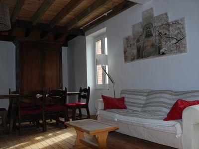 Photo for charming town house in the heart of Pornichet