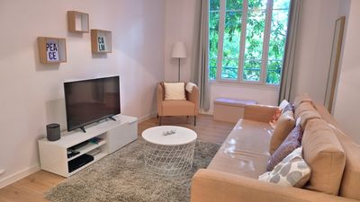 Photo for Superb 2 bedroom apartment in Antibes