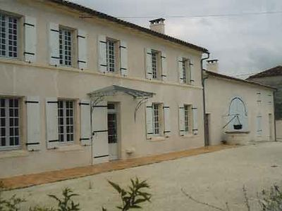 Photo for Traditional Charentes house