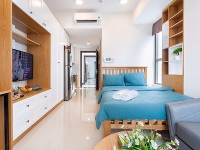Photo for 1BR Apartment Vacation Rental in distric 4, Hồ Chí Minh