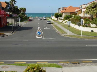 Photo for Superb beachside house, spot the surf rolling in..