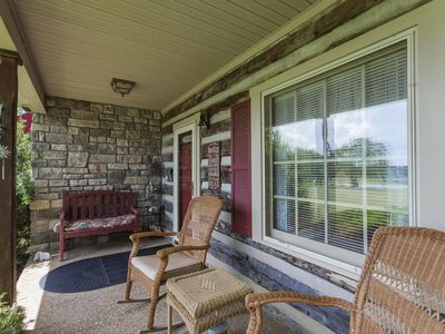 Photo for Nashville Cabin - 1 Bed Adult Property (WiFi, W/D, Jacuzzi, No Cleaning Fee)