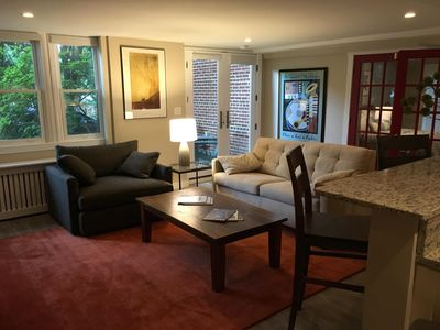 Photo for Great Apartment in Beautiful DC Neighborhood