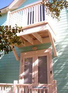 Celebration Exterior - Cottage Rental Agency Seaside, Florida