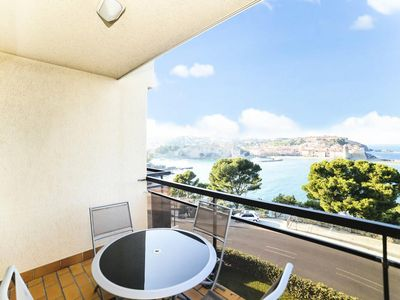 Photo for Résidence Les Balcons de Collioure - Maeva Private - Luxury Two-Room Apartment 4 People - Sea View