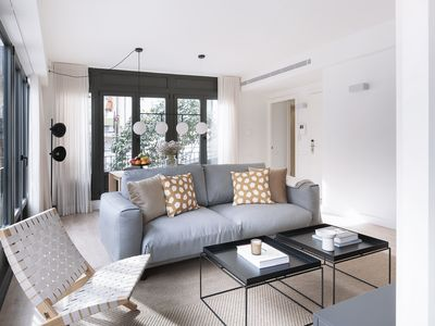 Photo for CERDÀ- New, modern and design apartment with 2 bedrooms and 2 bathrooms.