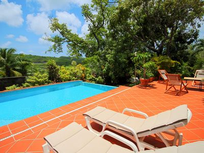 Photo for 2BR Villa Vacation Rental in Sainte-Anne, Martinique