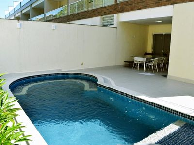 Photo for Beautiful house with private pool.