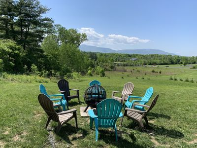 Spacious, 7 Bedrooms, Firepit, Catskill Mountain View's, Family Fun