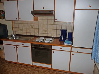 Photo for Apartment in the center of Eisenbach with Parking, Internet, Balcony, Garden (88133)