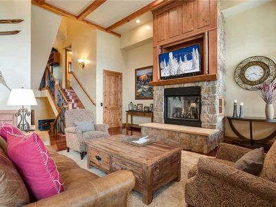 Photo for C1355 by Pioneer Ridge: Pool + Private Hot Tub!! Easy Access to Summer Events!