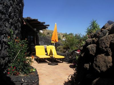 Photo for Casa Cora - dreamlike finca, pool, huge garden, WIFI, children's playground