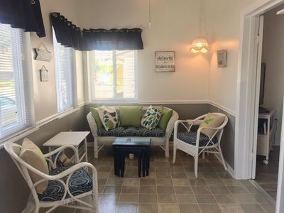 Photo for Dwtn Rehoboth 2BR, 1 BA, 1 Block to Beach/Boardwalk, includes Parking & Linens