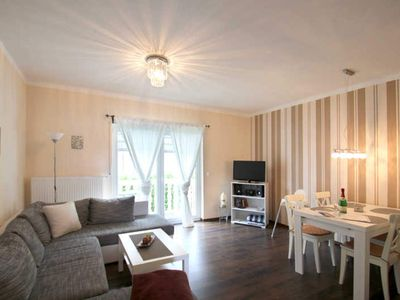 Photo for A 04: 44 m², 2-room, 4 pers., Balcony - F-1067 Haus Morgenstern in the Baltic resort of Göhren