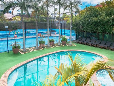 Photo for Brisbane Backpackers Resort - Group of 4