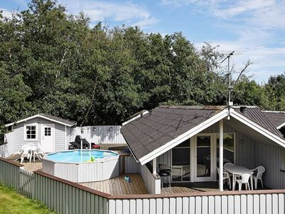 Photo for Peaceful Holiday Home in Strandby with Swimming Pool