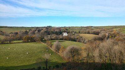 Photo for Modern 2 bed apartment with stunning countryside views in Fowey