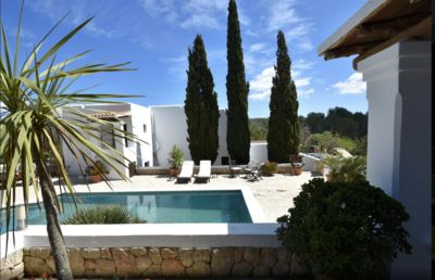 Photo for finca el retiro Ibiza, luxury villa in rustic environment 8 people