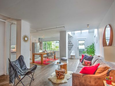 Photo for A TRUE HOME- Blocks to Kits Beach and 4th Ave, minutes from downtown and UBC