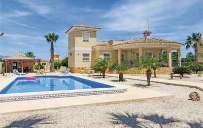 Photo for 3 bedroom accommodation in Catral