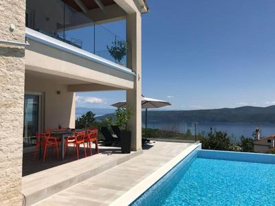Photo for Apartment Brsec for 4 - 7 people with 2 bedrooms - Luxury holiday home