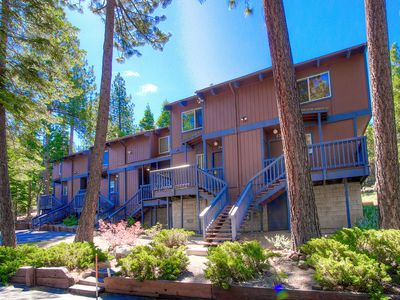 Photo for Bright, Updated Condo near Heavenly w/Large Deck and Fireplace (HCC0642)