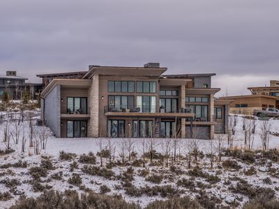 Photo for Promontory Home with 4 Master Suites, a Bunk Room & Spectacular Views!