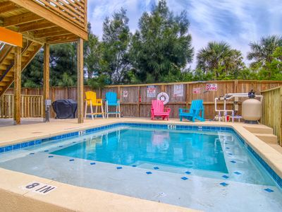 Photo for Brand New Amazing 4/3 Home! Private Pool! Boat Parking!
