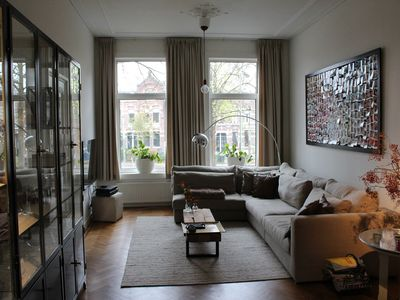 Photo for Bright and Spacious 1900s Loft - 3 min walk to Sonsbeek Park