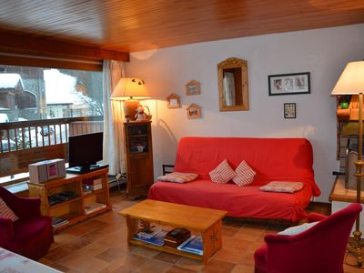 Photo for 3 ROOMS 6/8 PEOPLE / DOU from MIDI B, COURCHEVEL 1550, AT THE FOOT OF THE SLOPES