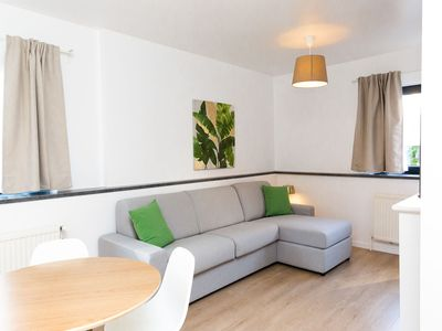 Photo for Fauno - Beautiful and new 61 sqm flat in EU district