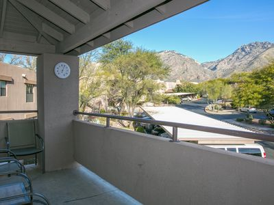 Photo for Beautiful Arizona sunsets from your second floor balcony in this 3 bedrm!