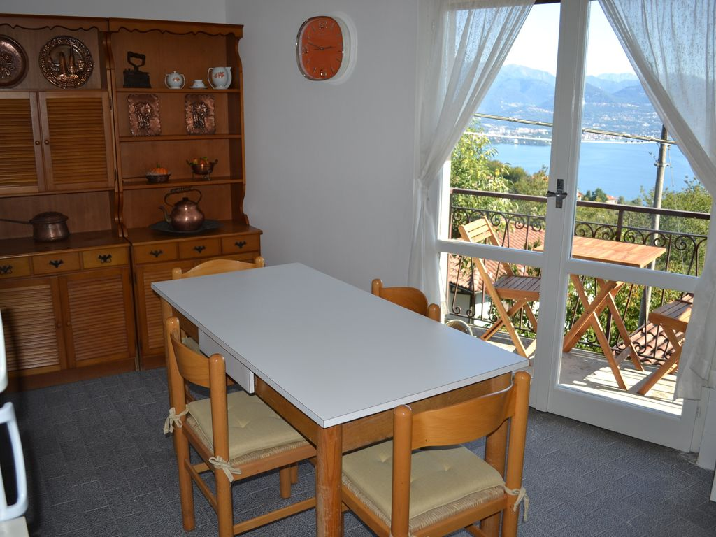 Charming, Quiet Apartment above Stresa with... - VRBO