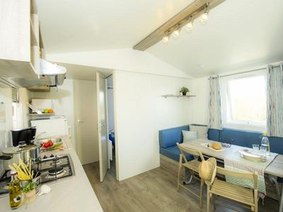 Photo for Camping Les Almadies **** - Cozy Mobil Home 3 Rooms 6 People