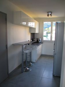 Photo for Modern renovated apartment, 3P (2 bedrooms) in Nice
