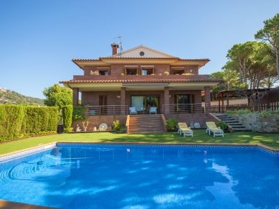 Photo for Holiday house Lloret de Mar for 8 persons with 4 bedrooms - Villa