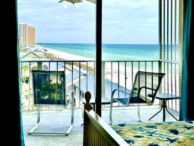 Photo for NEW LISTING! Incredible Beachfront Condo, NEW REMODEL,  BEACH SERVICE INC.