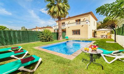 Photo for Club Villamar - Cozy home with private pool with stunning view for an unforgettable family holiday