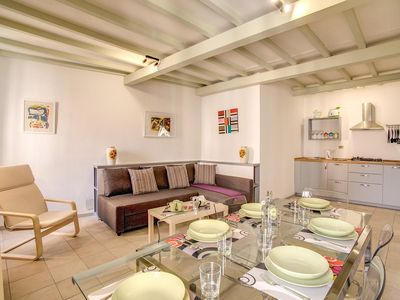 Photo for Cappellari 6 apartment in Centro Storico with WiFi & air conditioning.