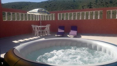 Photo for All Year Sunshine Holiday, in An Area Of  Peace & Tranquillity, With Large Sun T