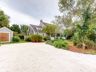 Photo for NEW LISTING! Beautiful home w/porch & chef kitchen - walk to historic district