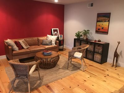 Photo for Beautiful Condo in the Heart of Houston!  15 minutes away from NRG stadium!