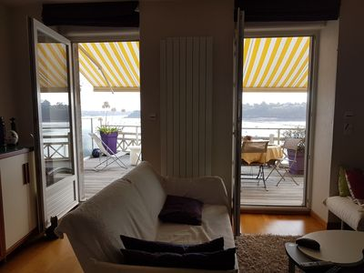Photo for TERRACE APARTMENT AND FULL SEA VIEW