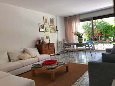 Photo for BEAUTIFUL and BRIGHT APARTMENT - 80SQM - CANNES