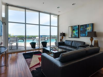 Photo for Impeccable Sterling Breeze Condo! 3-Bedroom! FREE Beach Chairs