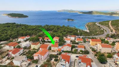Photo for 2BR Apartment Vacation Rental in Primošten