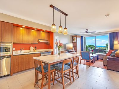 Photo for Christmas in Maui - Westin Nanea Oceanfront Villa only 100ft from the Ocean