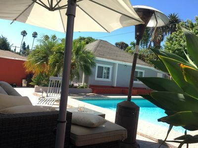 Photo for Quiet Resort-Living Guest House With Pool